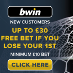 Bwin Review – £30 Free Bet