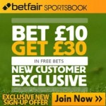 Betfair Review – Bet £10 Get a £30 Free Bet