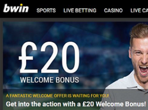 Bwin Review – £20 Welcome Bonus