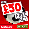 Ladbrokes Review – £50 Free Bet