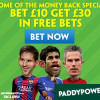Paddy Power Review – Bet £10 Get a £30 Free Bet