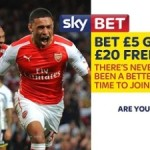 Sky Bet Review – Bet £5 Get a £20 Free Bet