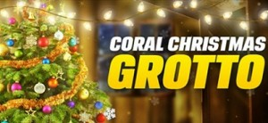 Coral launch Christmas Grotto full of prizes including a brand new car