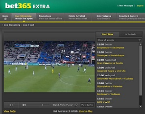 International Champions Cup Live Stream at Bet365