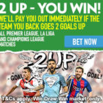 Paddy Power La Liga 2-Up You Win offer for Atletico Madrid v Barcelona