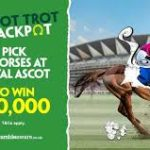 Paddy Power Ascot Hot Trot Jackpot