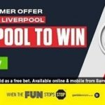 Liverpool 25/1 at Ladbrokes to beat Watford